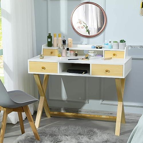 Editors' Choice: Sedeta 42 Inches Vanity Desk