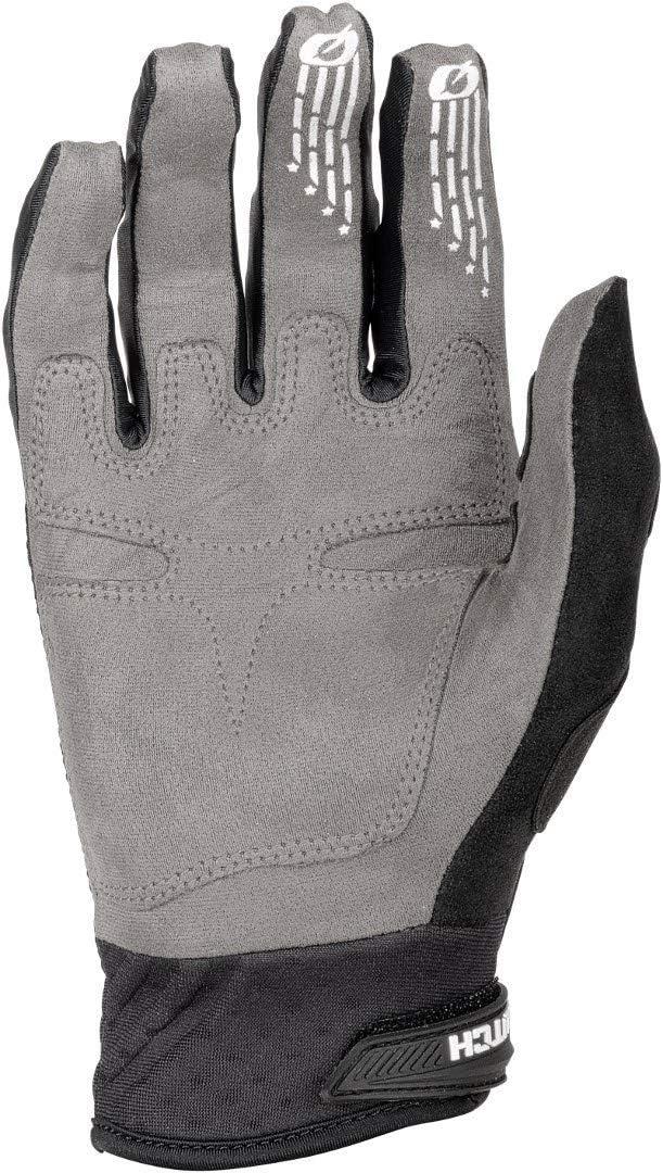 Mb ONeal Butch Carbon Glove Guantes para Bicicleta Blanco S Dh y Mx Descenso