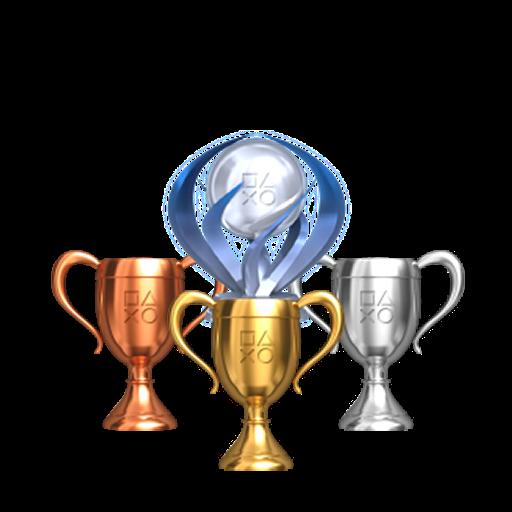 Resultado de imagen para playstation trophies