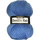Marriner Double Knit 100G   DK Yarn/Wool   Acrylic (Saxe)