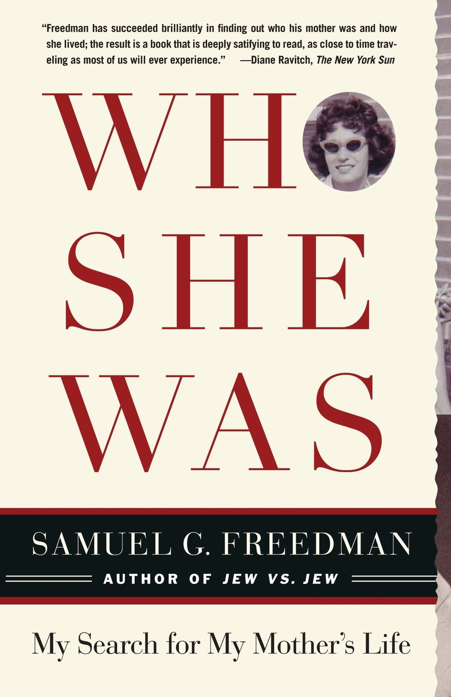 Who She Was My Search For My Mothers Life Samuel G Freedman - Us zip code kml