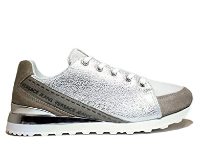 0b953306936460 Versace J E0VNBSB2 75557 807 Damen Schuhe Turnschuhe mit Heel