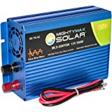12V 500 watt pure sine wave inverter for solar application - Mighty Max Battery brand product