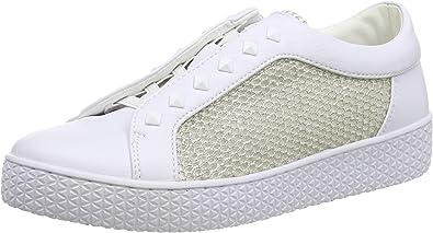 Trainers, (White/Metallic 2090) 6.5 UK