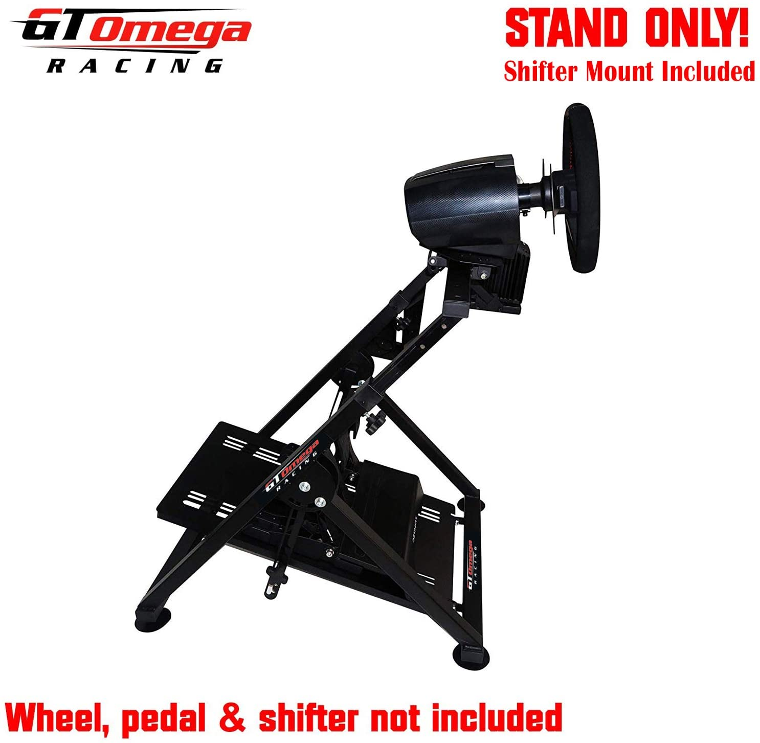 Amazon com: GT Omega APEX Racing Wheel Stand for