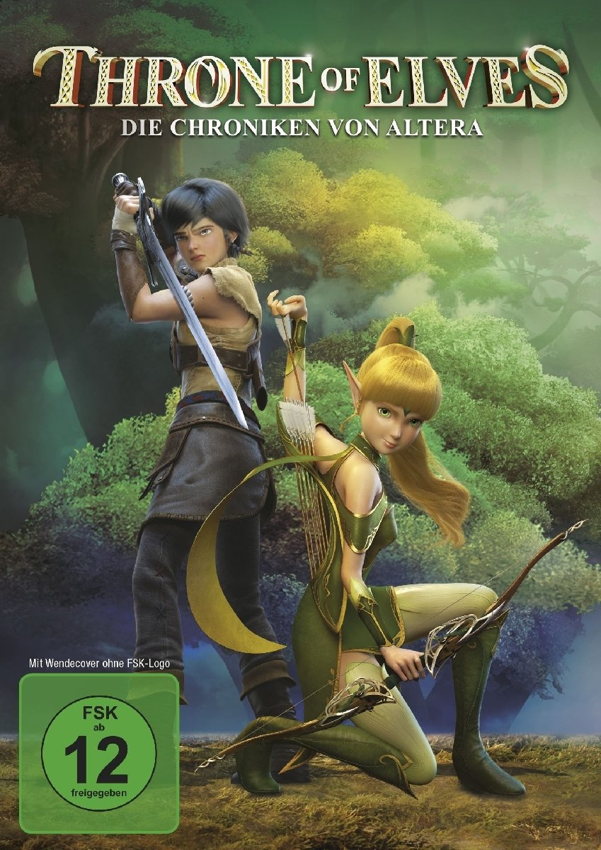 Amazon Com Throne Of Elves Die Chroniken Von Altera Movies Tv