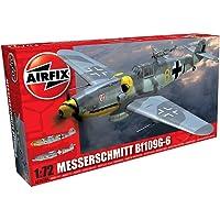Airfix 1:72 Messerschmitt Bf109G-6 Kit ()