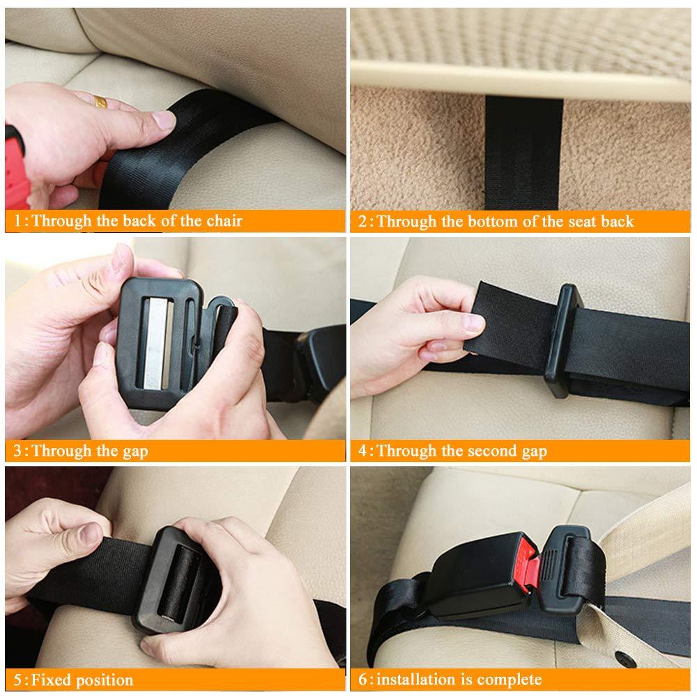 Safety Belt for Pregnant Women Safety Belt for Pregnant Women ,Car Seat Belt Adjuster for Pregnant Moms Protect Unborn Baby Pregnancy Seat Belt Comfort /& Safety for Pregnant Moms Belly