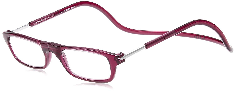 (クリックリーダー) Clic Readers 老眼鏡 B01HZPMJIS 薄型非球面レンズ+3.50 ボルドー ボルドー 薄型非球面レンズ+3.50