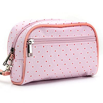 c990a1d9c8b2 DINIWELL Travel Storage Bag Hanging Toiletry Cosmetic Bag Multi ...