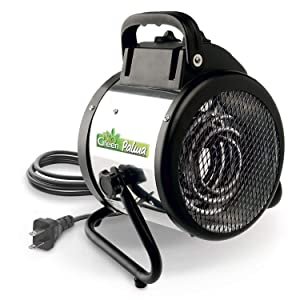Bio Green PAL 2.0/US Palma Electric Fan Heater for Greenhouses, 2 Year Warrenty