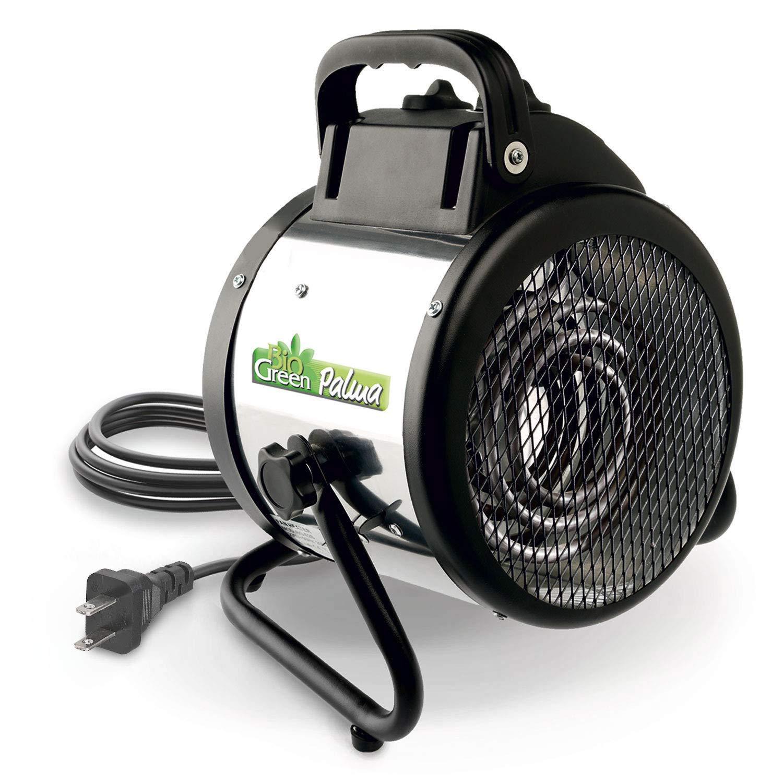 Bio Green PAL 2.0/US Palma Electric Fan Heater for Greenhouses, 2 Year Warrenty