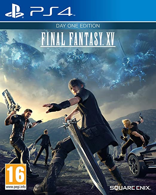 3 opinioni per Final Fantasy XV- Day One Edition- PlayStation 4 (PS4) Lingua italiana