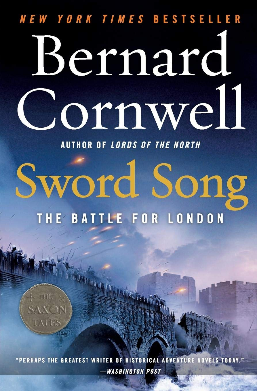 Amazon com: Sword Song: The Battle for London (Saxon Tales