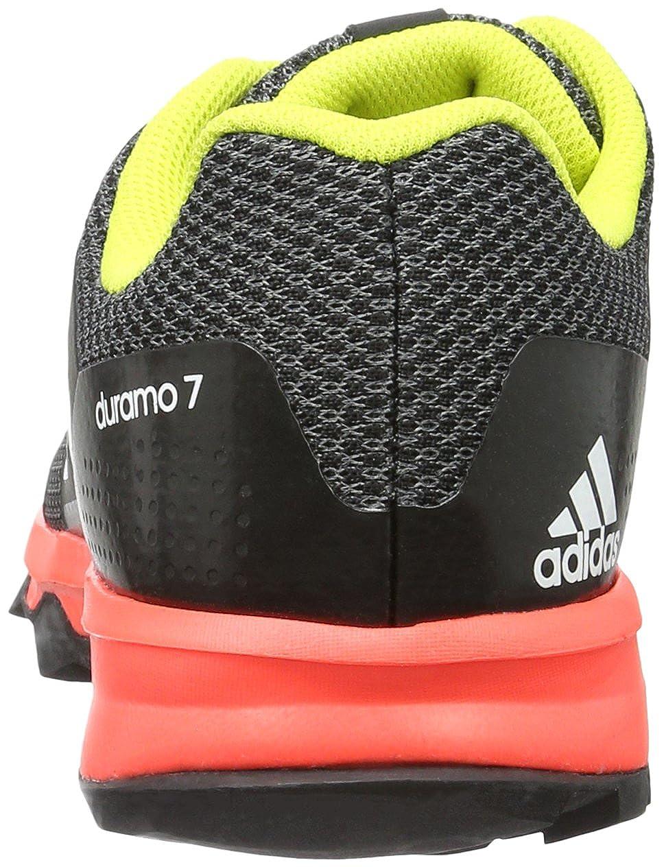 big sale bf088 2c0b7 adidas Mens Duramo 7 Trail M Running Shoes, Black (NegbasFtwbla   Rojsol), 11.5 Amazon.co.uk Shoes  Bags