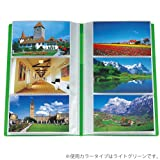Kokuyo photo albums Nobita A4 slim 240-sheet Pink