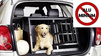 IMPAG® Hunde-Transportbox Hundebox für Auto/Kofferraum | Aus ...