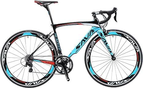 SAVADECK Warwind3.0 - Bicicleta de carreras 700C con cuadro de ...
