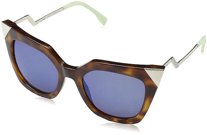 36a90550c5dc Fendi Women s Ff 0060 S Xt Sunglasses
