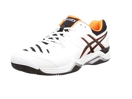 Asics Gel Challenger 10 blanc, chaussures de tennis homme