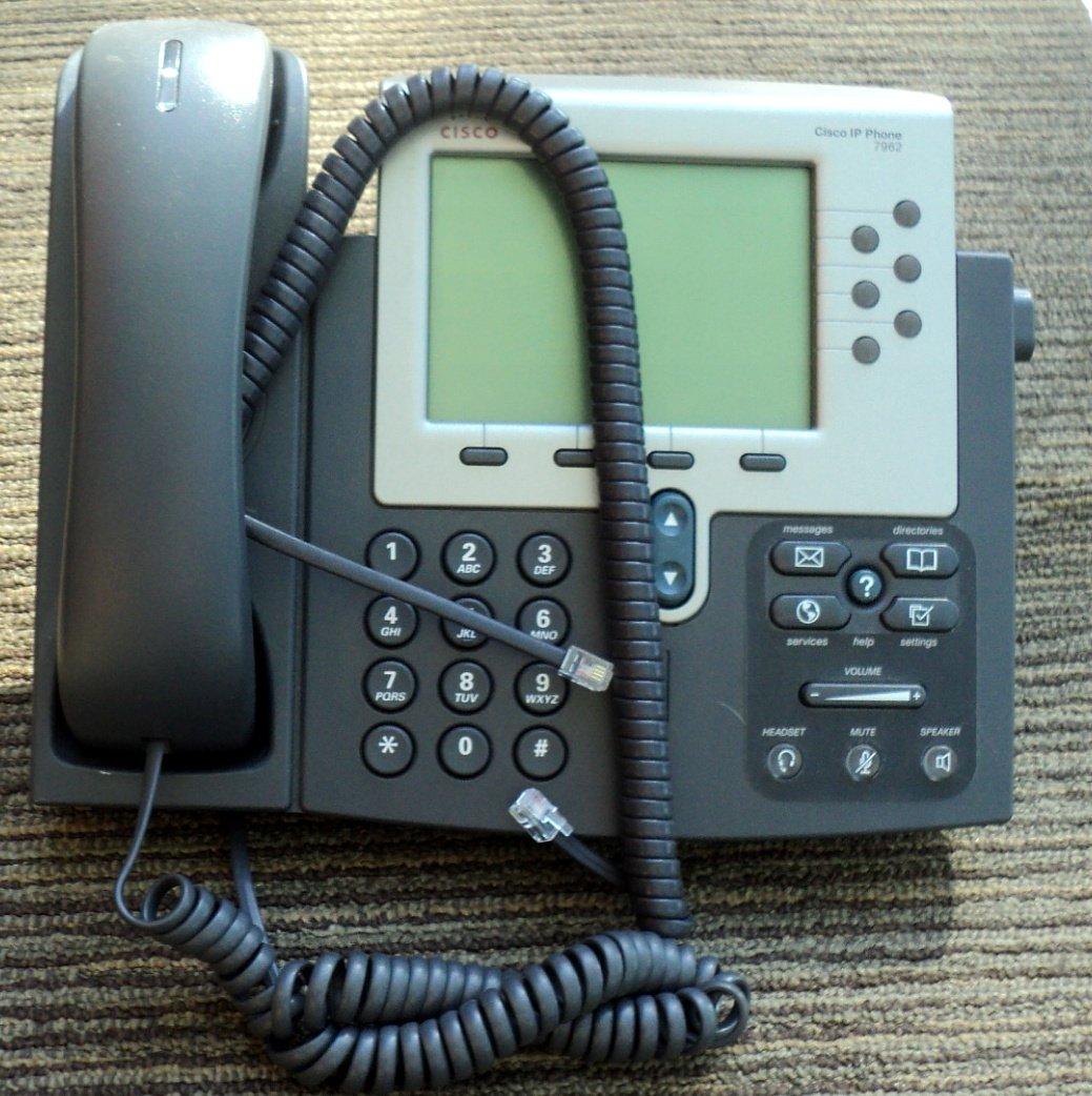 Amazon com: Lot of 5 Gray 9' Ft Handset Cords for Cisco IP Phone