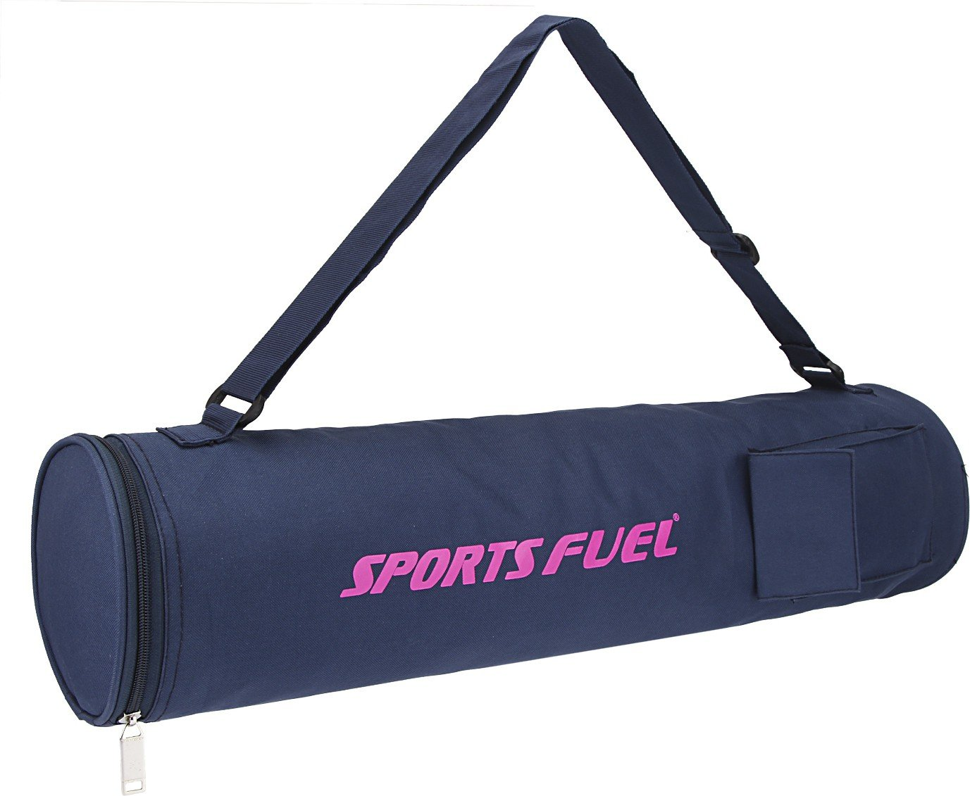 4ec8e17ea1e Sport Fuel 8907313008421 Nylon Fuel Yoga Mat Cover (Pink): Amazon.in:  Sports, Fitness & Outdoors