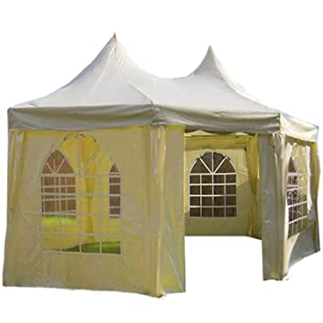Crocodile Trading Octagonal Party Tent 6.8 x 5.0 m  sc 1 st  Amazon UK & Crocodile Trading Octagonal Party Tent 6.8 x 5.0 m: Amazon.co.uk ...
