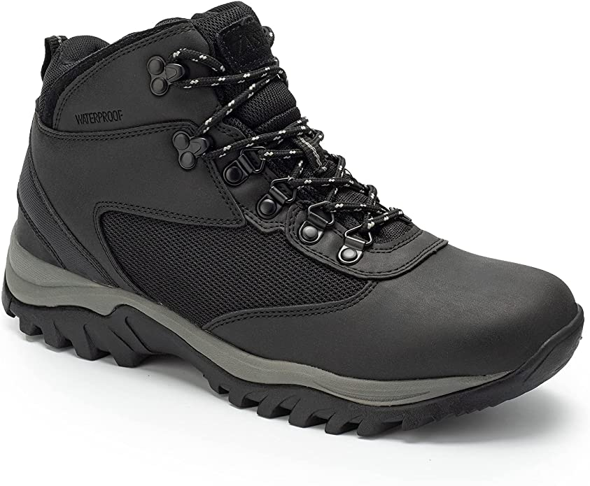 Men/'s Outdoor Hiking Boots Waterproof Ankle Climbing Shoes Work Shoes Non-slip