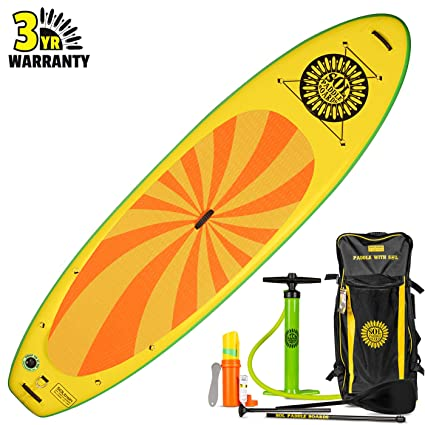 Amazon.com: Sol Paddle juntas soltrain Sup 10 7