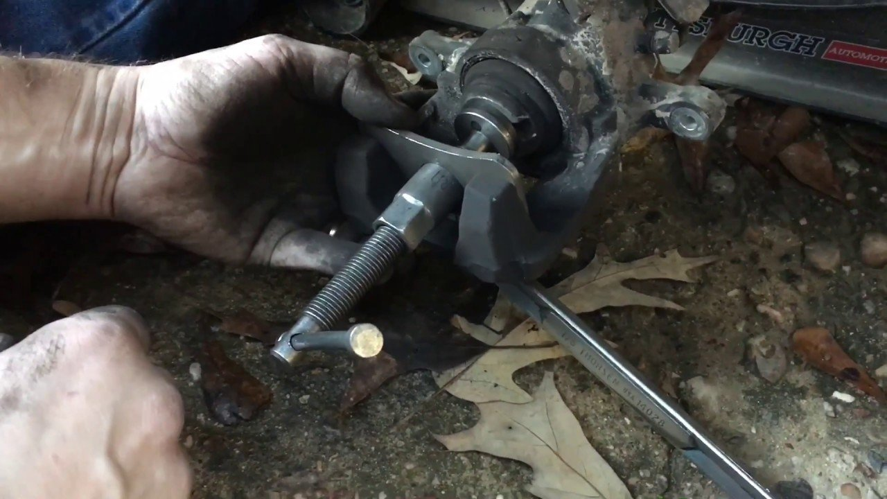 Brake Disc Caliper Wind Back Tool Kit - 35 Piece Universal Piston Rewind Set - Discs Break Pad Caliper Compressor Service Tools - by Jecr (Image #6)