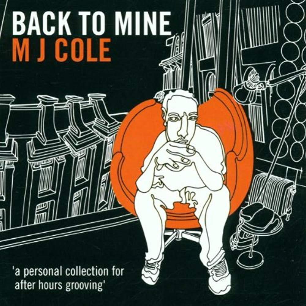 Back to Mine: Mj Cole by DMC.