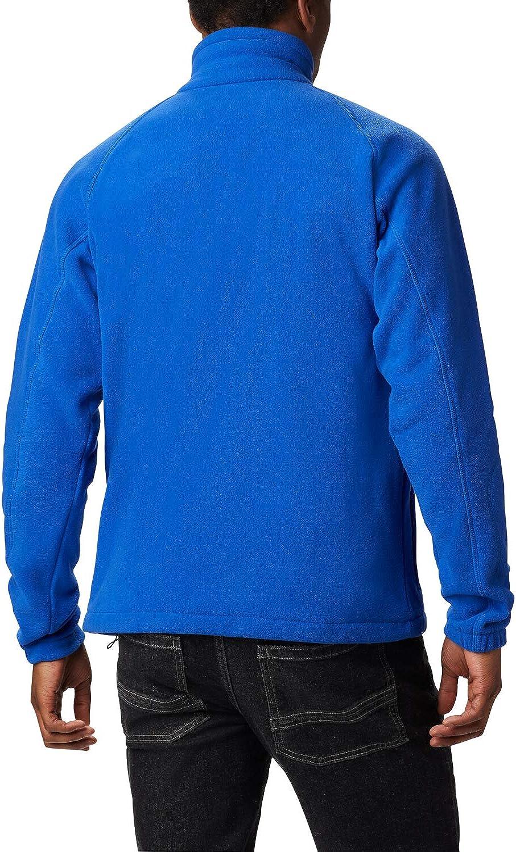 M Blau//Negro Chaqueta Forro Polar Hombre Columbia 1420421 Azul
