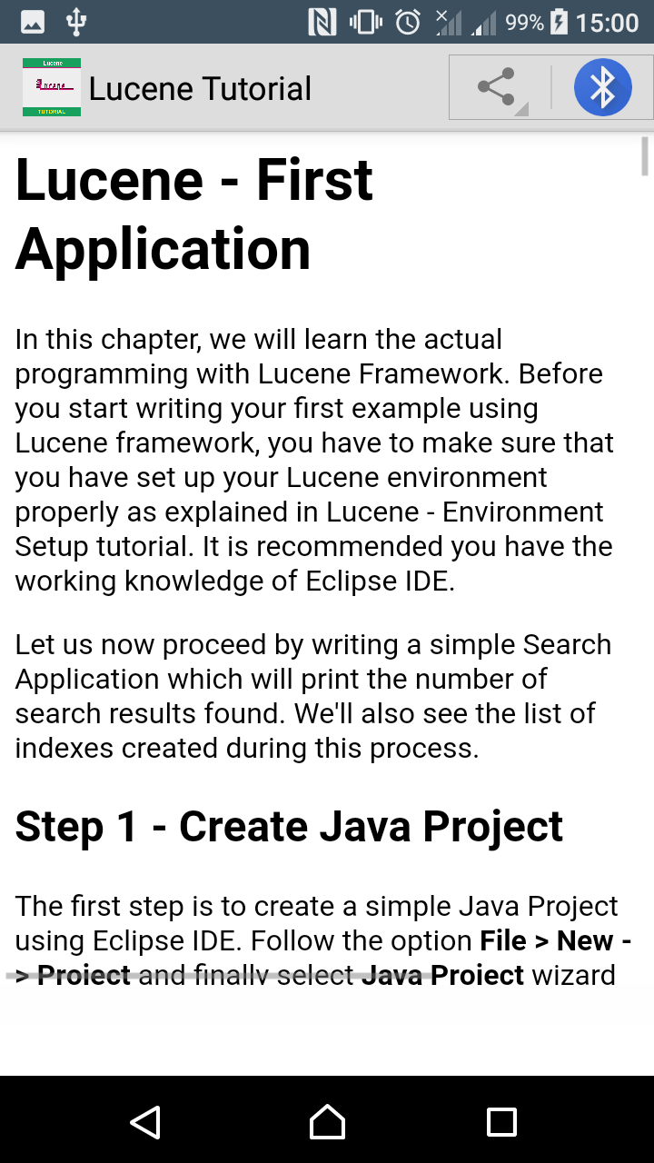 Lucene tutorial amazon appstore for android 000 baditri Gallery