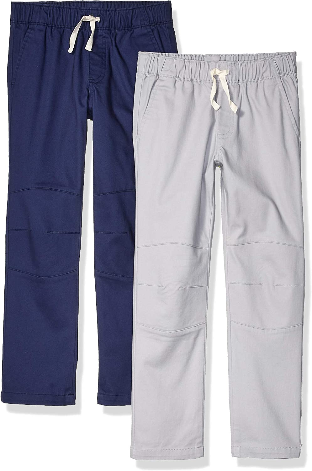 Marchio Spotted Zebra 2-Pack Woven Pull-on Pants Bambino