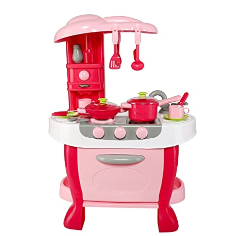 Buy Hamleys Inductive Kitchen Playset Online At Low Prices In India