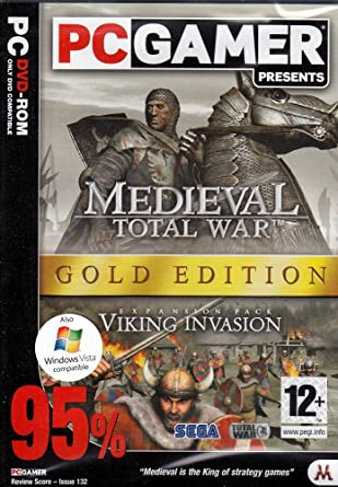 Medieval: Total War - Gold Edition (PC DVD): Amazon co uk