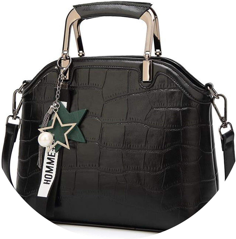 Starstar Pendant Luxury Handbags Women Bags Designer hobos ies Hand bags Alligator /&