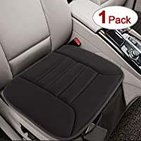 UMJWYJ Car Seat Protector Car Seat Cushion,Comfort Memory Foam Seat Cushion, Seat Cushion for Car and Office Chair