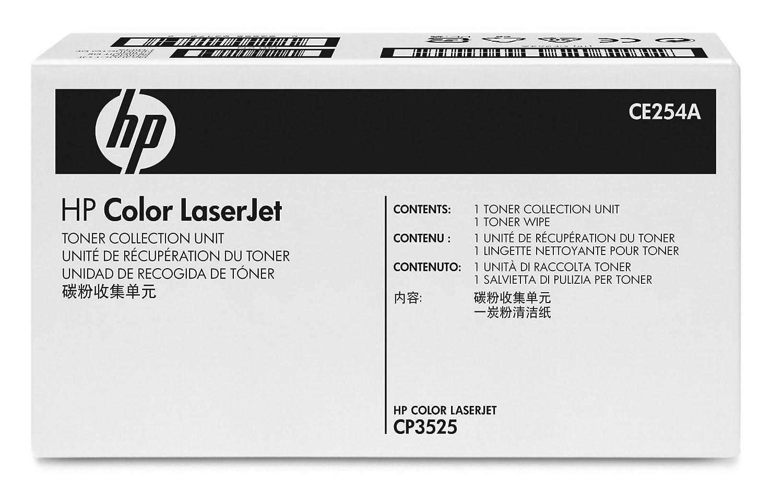 hp color laserjet ce254a toner collection unit ce254a amazon co