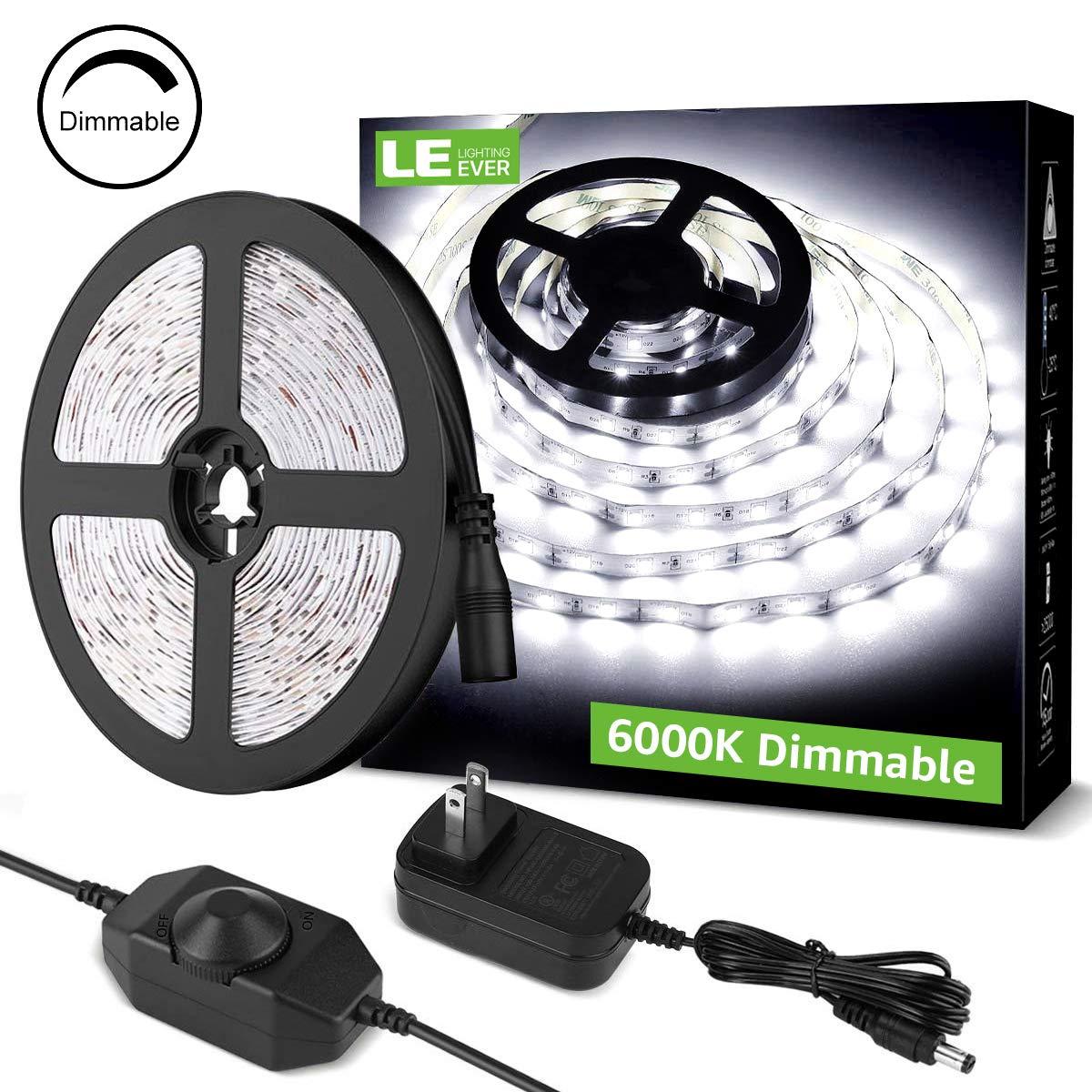 LE LED Strip Light White