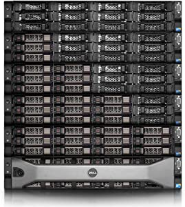 Dell PowerEdge R510 Server | 2X 2.80GHz 12 Cores | 16GB | H700 | 2X HDD Trays (Renewed)