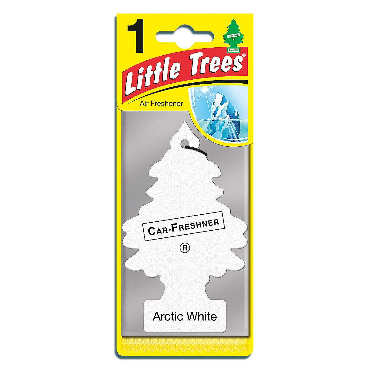 Little Trees MTR0061 Désodorisant, Arctic White Fragrance good