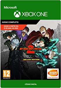 My Hero One's Justice 2: Deluxe Edition | Xbox One - Código de descarga