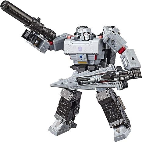 Transformers G2 Parts 1995 tank MEGATRON gun weapon