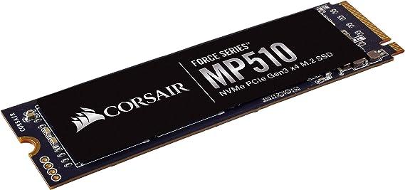 Corsair Force MP510 - Unidad de Estado sólido, SSD de 240 GB, NVMe ...