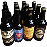 12 Item Gluten Free Stout and Porter Selection with £5 voucher off your first full case order.