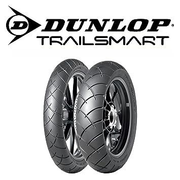 Par gomas neumáticos Dunlop trailsmart 120/70 - 19 170/60 - 17 para BMW R 1200 GS: Amazon.es: Coche y moto