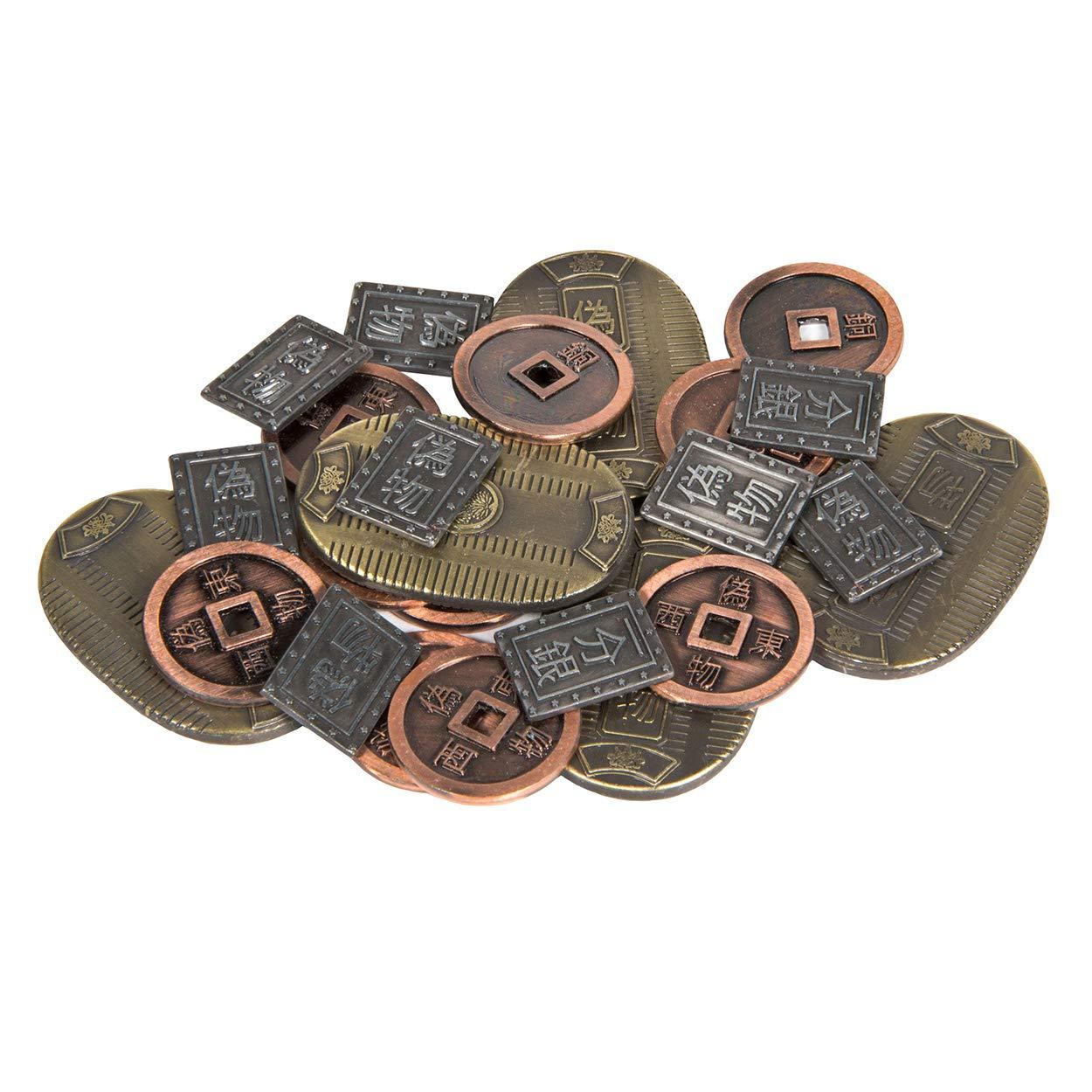 Fantasy Coins - Feudal Japan (25) - Toy Money