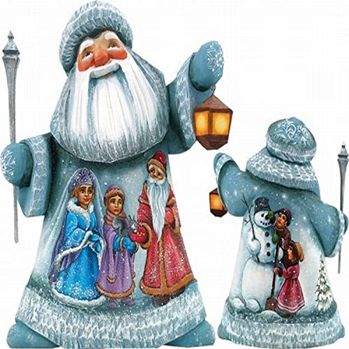 Fairytale Friends – Russian Handcarving