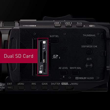 Panasonic HC-X1500 product image 9